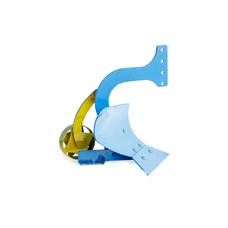 Плуг большой AGROMARKA LUXE с опрным колесом (аналог Мотор Сич)