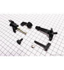 Рычаги карбюратора пластмассовые комплект (168F/170F)