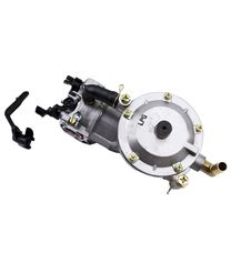 Газовый карбюратор LPG (пропан-бутан) для генераторов 1,6-3кВт (механизм рычажный) (168F/170F)