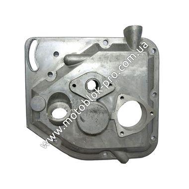 Крышка блока короткая (алюминиевая) (R180)
