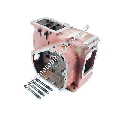 Блок двигателя в сборе (Вариант А) (R190)