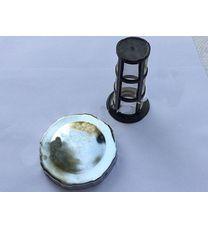 Крышка бака+сетка (под потайную горловину) (R180)