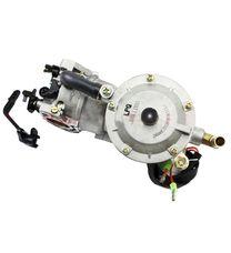 Газовый карбюратор LPG (пропан-бутан) для генераторов 4-6кВт (механизм рычажный) (177F)