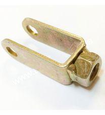 Наконечник тяги тормоза (левая резьба) (мототрактор)