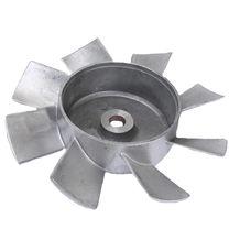 Крыльчатка вентилятора (метал) (R180)