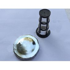 Крышка бака + сетка (под выступающую горловину) (R190)