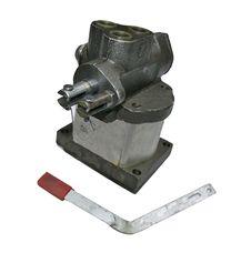 Гидравлический насос (12 колесо) (мототрактор)