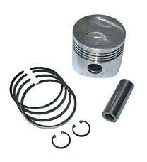 Порщневой комплект 80 мм +1,00 (с выборкой под клапана) (R180)