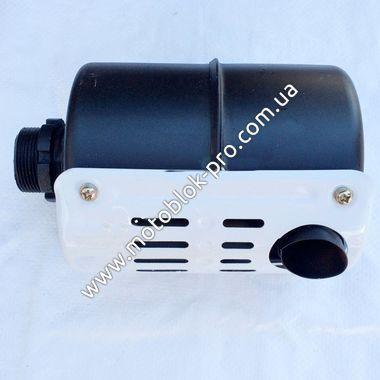 Глушитель (мототрактор)