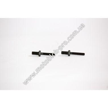 Шпилька коромысла комплект (168F/170F)