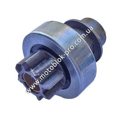 Бендикс электростартера Z=9, L зуба=20,50 мм (R175/R180)