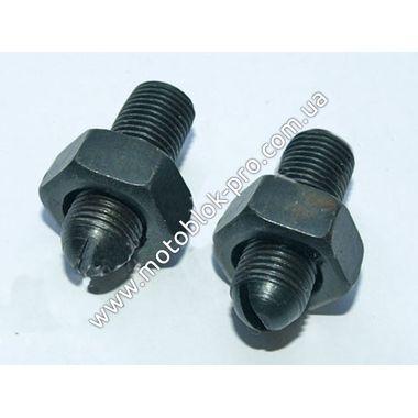 Винт регулировки клапана комплект 2 шт (R180)