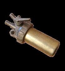 Топливный кран (стакан железный) (ZUBR original) (R195)