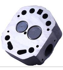 Головка цилиндра в сборе на мототрактор ZUBR 12л.с. диаметр под форсунку 21мм (мототрактор)