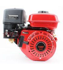 Двигатель бензиновый 168f (понижающий редуктор 1/2) шпонка Ø20мм