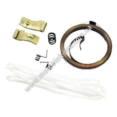 Ремкомплект ручного стартера (кулачок, веревка, пружина) (168F/170F)
