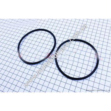 Кольцо (манжет) уплотнительное гильзы к-кт 2шт (R195)