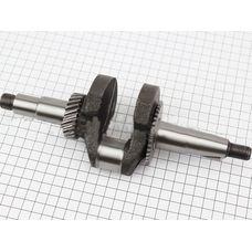 Коленвал под резьбу М16 L=240 мм (168F/170F)