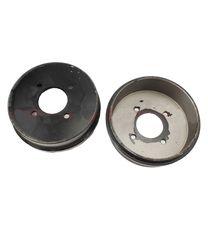 Тормозной барабан к-кт 2шт (мототрактор)