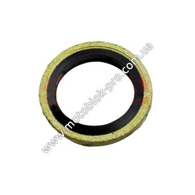 Шайба топливопровода низкого давления (прорезиненая) 12х17,5х2 (R190)