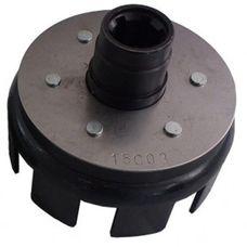 Корзина сцепления под шлицы пустая 25 мм (178F/186F)