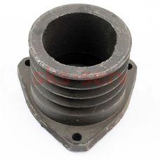 Шкив 4-х ручейковый Ø135мм (четыре паза под ремень SPB) ZS1100